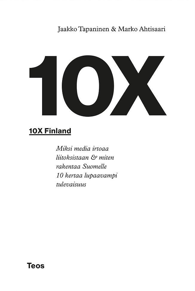 M. Ahtisaari & J. Tapaninen – 10X