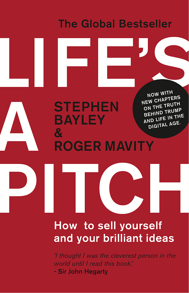 Bayley & Maverty – Life's a pitch