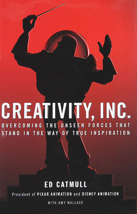 Ed Catmull – Creativity Inc