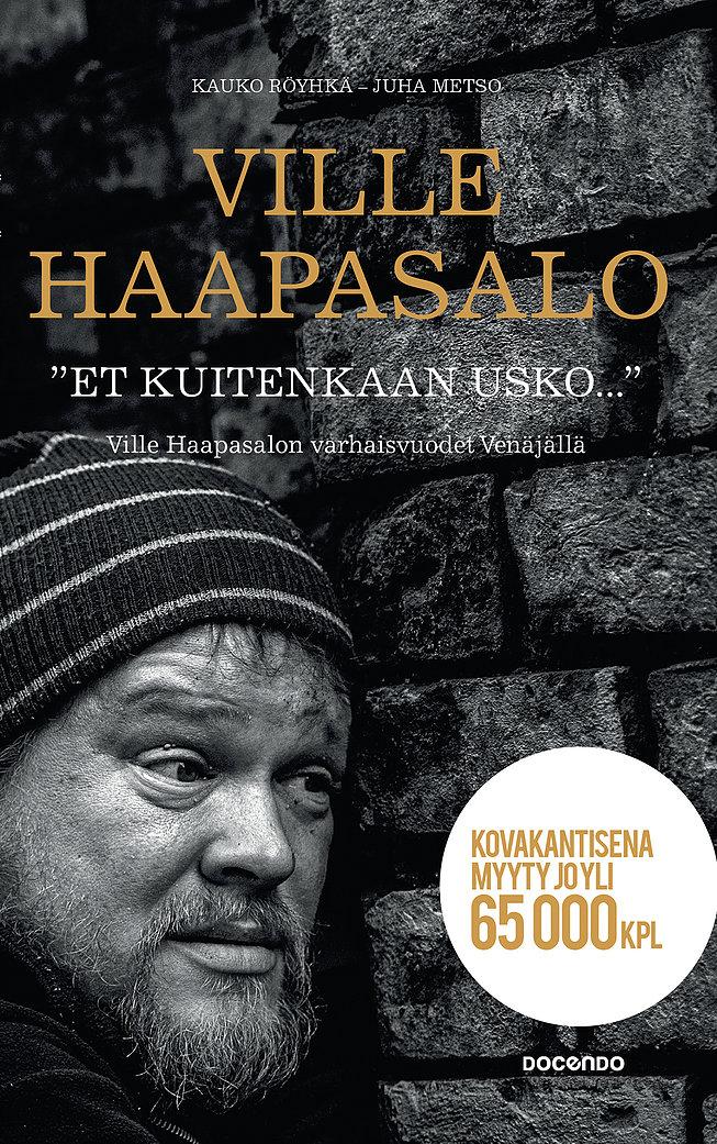 Ville Haapasalo – Et kuitenkaan usko