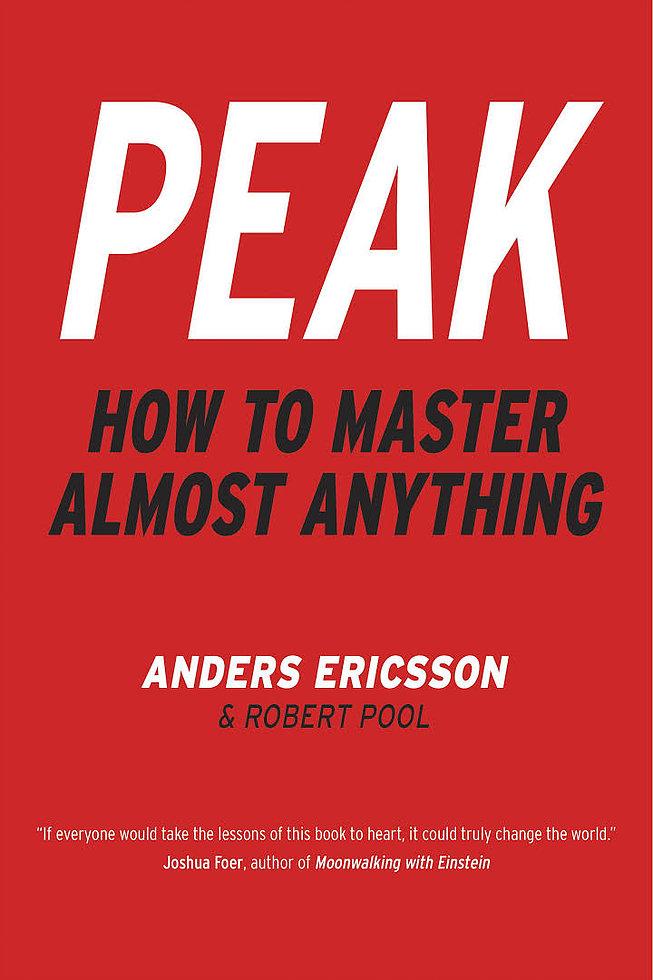 Anders Ericsson – Peak