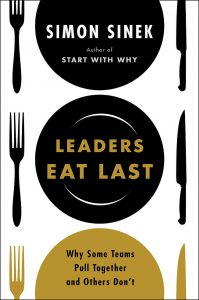 Simon Sinek – Leaders Eat Last