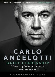 Carlo Ancelotti – Quiet Leadership