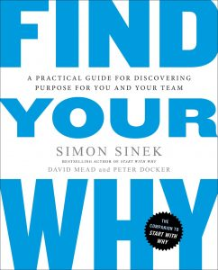 Simon Sinek – Find Your Why