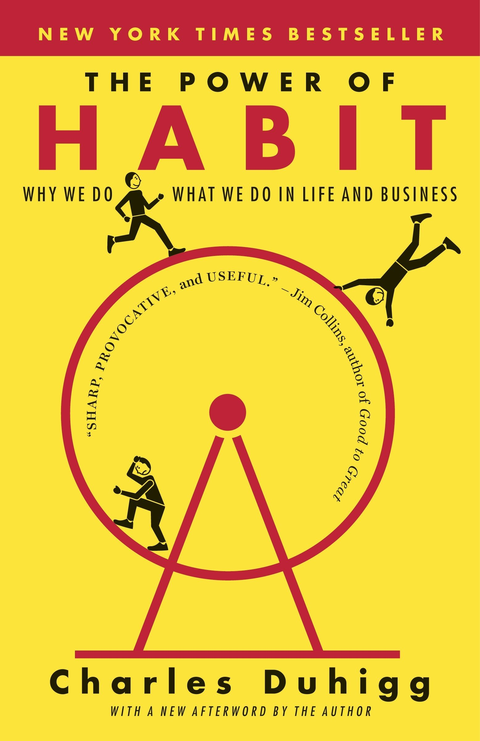 Charles Duhigg – Power of Habits